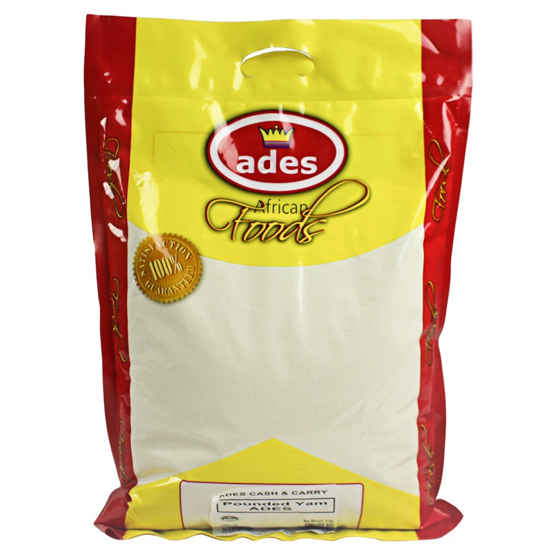 Ades Pounded Yam 4kg