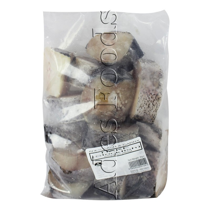 Hake Fish Steak Frozen 1.5kg