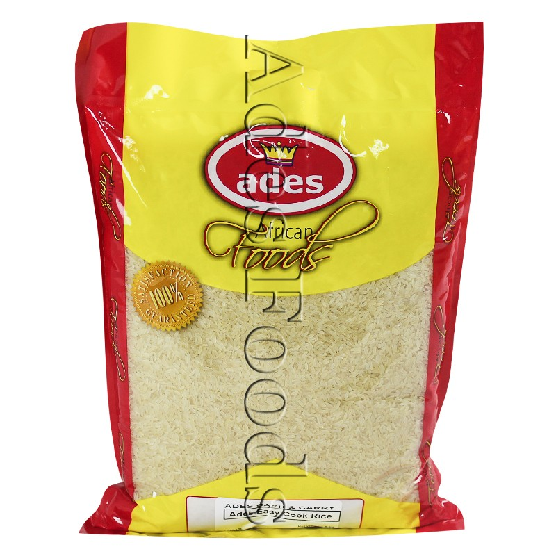 Ades Easy Cook Rice 5kg