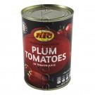 Ktc Plum Peeled Tomatoes 400g