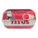 Titus Sardines In Vegetable Oil 125g