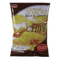 Ades Plantain Chips Barbecue 35g