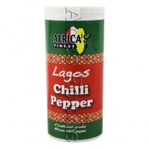 Africa's Finest Lagos Chilli Pepper 100g