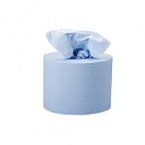 Blue Roll Tissue 195mm x 150m