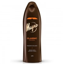 Classic Magno Bath & Shower Gel Brown 550ml
