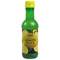 Ktc Lemon Juice 250ml