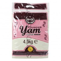 S&T Pounded Yam 4.5 Kg