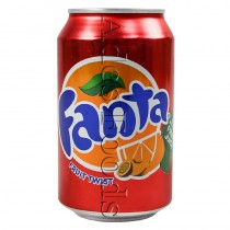 Fanta Twist Drink 33cl