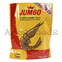 Jumbo Smoked Crayfish Powder 180g
