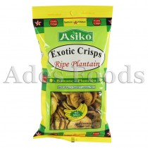 Asiko Exotic Chips Green 75g