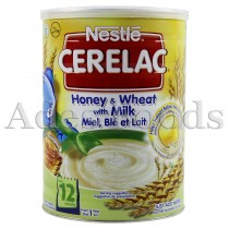 Cerelac Honey & Wheat with Milk 400g