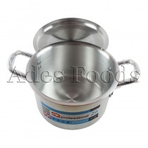 Professional Cookware Stock Pot Orion 9.5 Ltrs