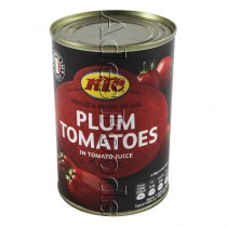 Ktc Plum Peeled Tomatoes 400g