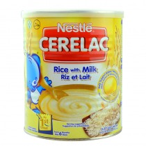 Cerelac Rice & Milk Nestle 400g