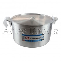 Professional Cookware Aluminium Stockpot 93 Ltrs