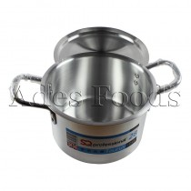 Professional Cookware Stock Pot Taurus 10 Ltrs