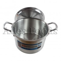 Professional Cookware Stock Pot Taurus 16 Ltrs