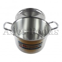 Professional Cookware Stock Pot Taurus 25 Ltrs