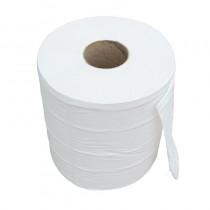 White Roll Tissue 195mm x 150m