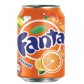 Fanta Orange 33cl