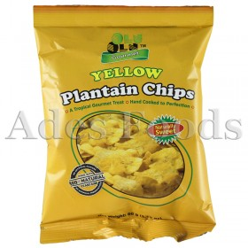 Olu Olu Plantain Chips Sweet 60g
