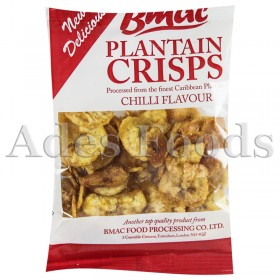 Bmac Chilli Plantain Chips 60g