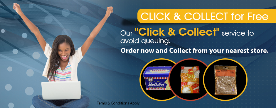 Click and Collect for FREE at Ades